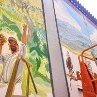 Artist Talk: Meet the Muralist