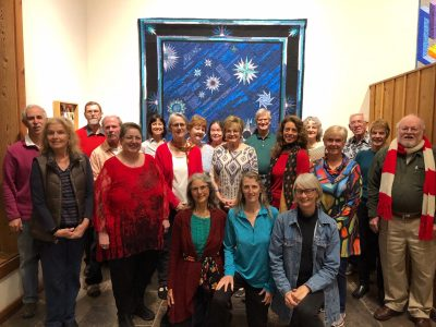 Local Eyes Presents Coastal Singers Holiday Concert. Christmas Solstice