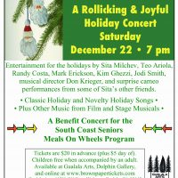 Sita & Friends: A Rollicking and Joyful Holiday Concert