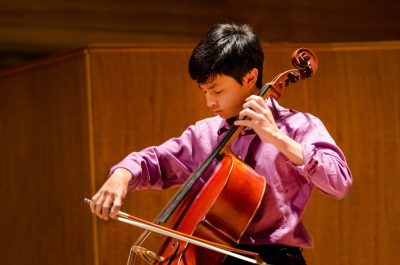 Chamber Music with Jeremy Tai, Klein 2017 Gold Medalist, cello