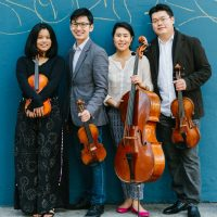 Gualala Arts Chamber Series Presents Formosa Quartet