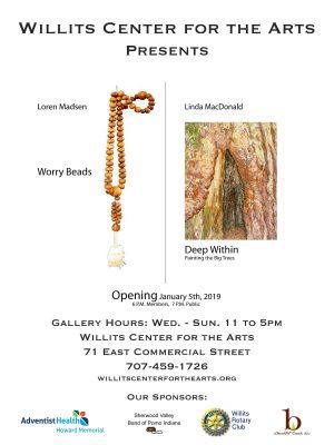 Loren Madsen: Worry Beads & Linda MacDonald: D...