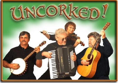"""Mardi Gras with """"UnCorked"""" at the Blue Wing"""