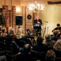 "Massanari and Tolling at Tallman ""Concert with Conversation"""
