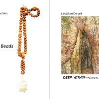 Loren Madsen, Worry Beads and Linda MacDonald, Deep Within