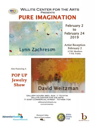 Pure Imagination: Lynn Zachreson & David Weitz...