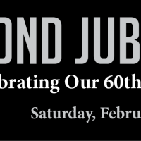Diamond Jubilee Dinner - A 60th Anniversary Gala