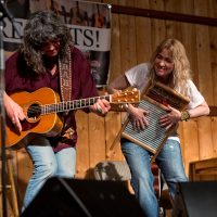 Dynamic Country and Folk Duo of Nina Gerber and Chris Webster