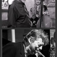 Greg D'Augelli with Dorian & Dorothea May at the Ukiah Brewing Company