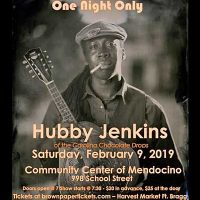 An Evening with Hubby Jenkins - A Benefit for KNYO