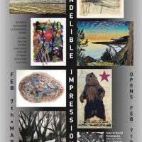 Indelible Impressions, 8 Northern California Artists in Print