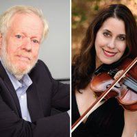 Opus Chamber Music Series: Anita Fetsch Felix & Miles Graber