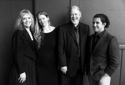 Sharon Garnerand theDorian May Trio