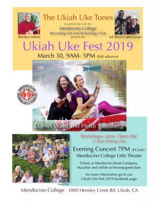 Ukiah Uke Fest 2019