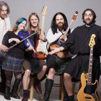 "Celtic Rock Band ""Tempest"""