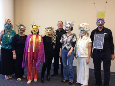 Myths & Masks Workshop with Will Clipman
