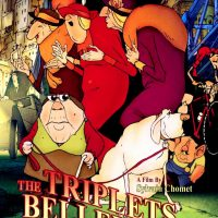 Film Club: The Triplets of Belleville