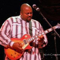 Blues on the Coast: Shawn Holt and The Teardrops