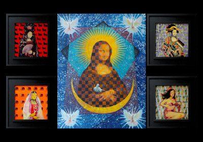 Interactive Art - The Art of Richard Weiss