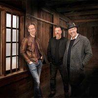 """""""Väsen"""" contemporary acoustic trio"""