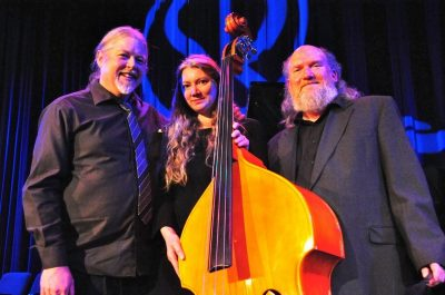 """HAPPY HOUR WITH """"THE DORIAN MAY TRIO"""""""