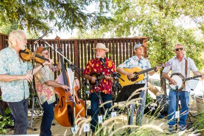 "HAPPY HOUR WITH ""THE GIBSON CREEK BAND"""