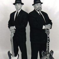 The Ultimate Blues Duo, Twice As Good, with Andre Williams & Friends