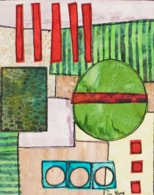 Design for Art Quilts with instructor Liz Berg PPQG