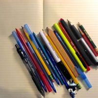 Sketchbook Journaling. A Workshop.
