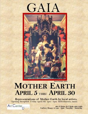 GAIA Mother Earth Juried Art Show