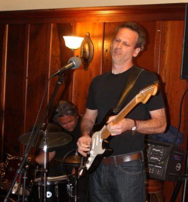David Landon Band at Blue Wing Monday Blues