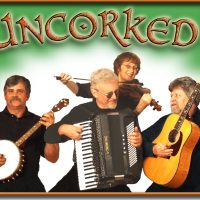 """""""UnCorked"""" at Blue Wing Tuesday Supper"""