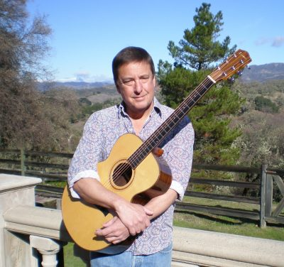 Guitarist Stephen Winkle Plays at Blue Wing Tuesday Supper