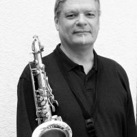"""Live from the Blue Wing"" with Francis Vanek on sax"