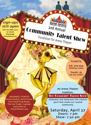 Arena Theater Community Talent Show