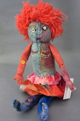 Making Cloth Dolls with Mickie McCormic