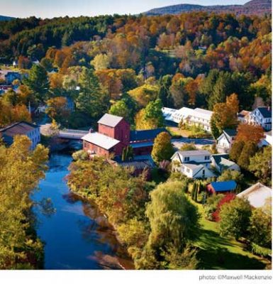 Vermont Studio Center Displaced Artists Fund Fellowship