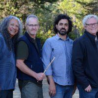 Azul with Doug Smith, Aaron Ford, Nat Montoya and Johnny Bush