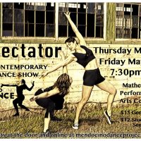 "Mendocino Dance Project Presents ""Spectator"" A Contemporary Dance Show"