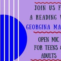 LOBA Reading Series Featuring Georgina Marie