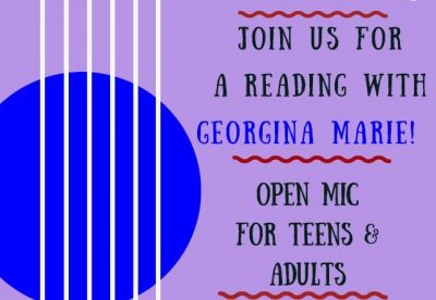 LOBA Reading Series Featuring Georgina Marie