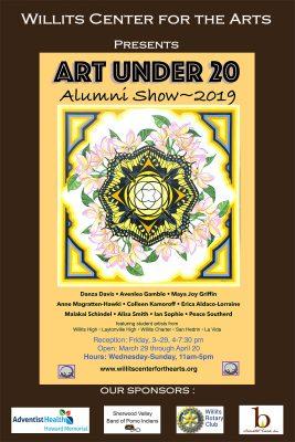 Art Under 20 - Alumni Show 2019