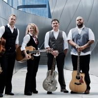 The String Revolution Guitar Quartet To Perform at Willits Community Theatre Friday May 10 at 7:30pm