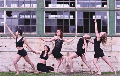Mendocino Dance Project to Perform at Willits Community Theatre Sunday May 5