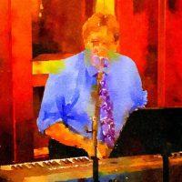 Paul Kemp Plays at Blue Wing Monday Blues