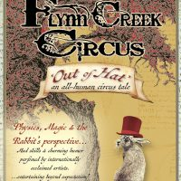 "Flynn Creek Circus Presents: ""Out of Hat"""