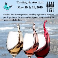 Korbel Champagne Tasting and Auction Preview