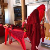 Chairs Alive! An exhibit featuring Alice Wingwall