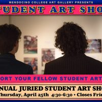Annual Juried Student Art Show Opening GALA