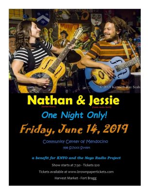 An Evening with Nathan & Jessie